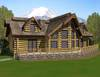 Spurcross Log Home