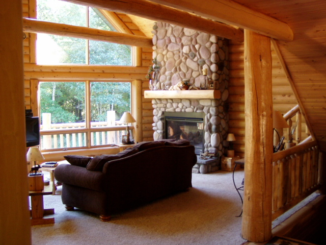 log home interior photos avalon log homes log cabins with log post inside house post pictures