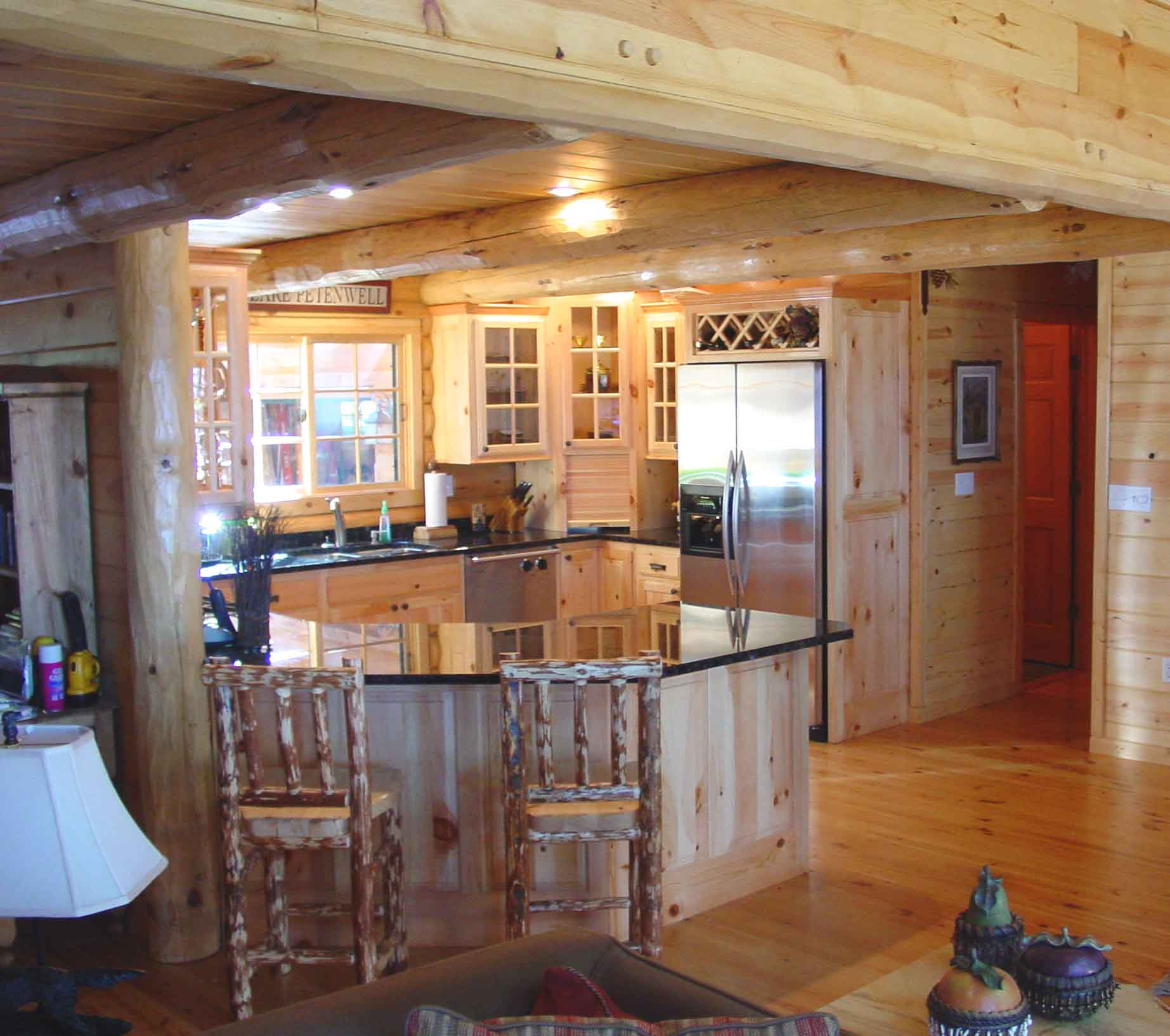 log home interior photos avalon log homes june cover log home a quebec cabin